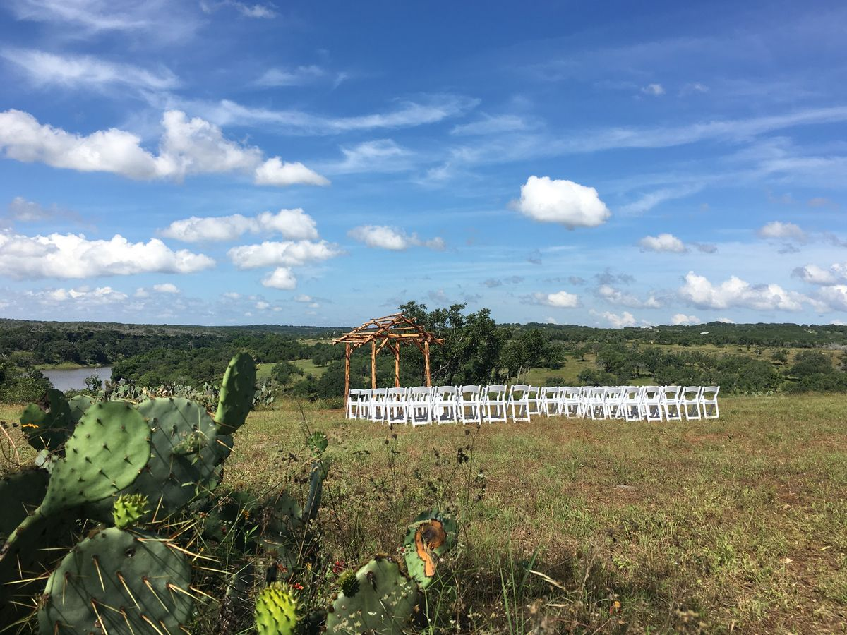 Gorgeous Hill Country Wedding!